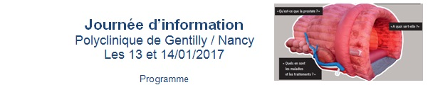 journée d'information GENTILLY NANCY