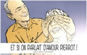 BD et si on parlait d'amour Pierrot