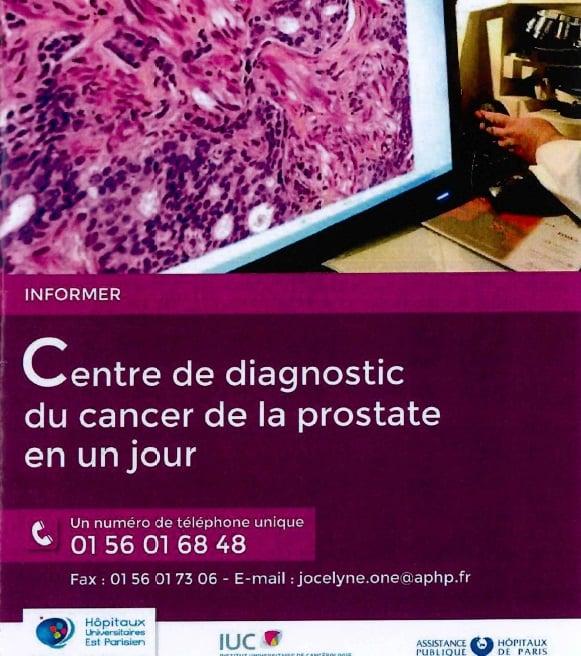 Centres de la prostate - ANAMACaP - Association Nationale