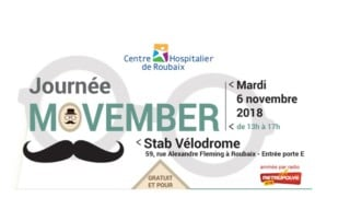 Image Movember 2018 Roubaix