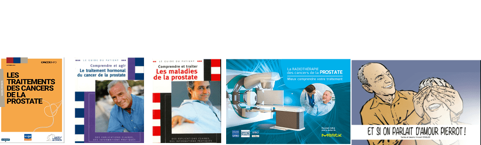 Guides et brochures à votre disposition