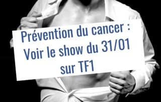 Stars à nu TF1 cancer prostate