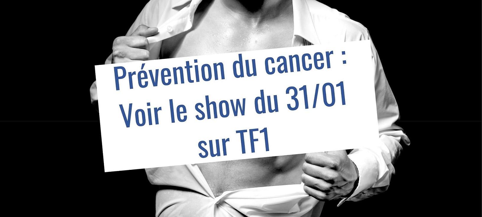 Stars à nu (TF1) : un show pour sensibiliser à la prévention des cancers