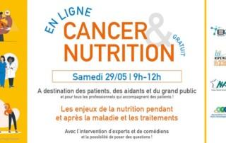 conférence cancer et nutrition