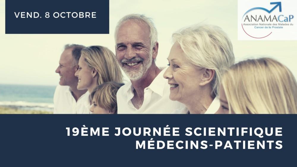 19ème journée scientifique médecins patients