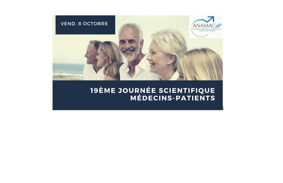 journee scientifique medecins patients ANAMACaP 2021